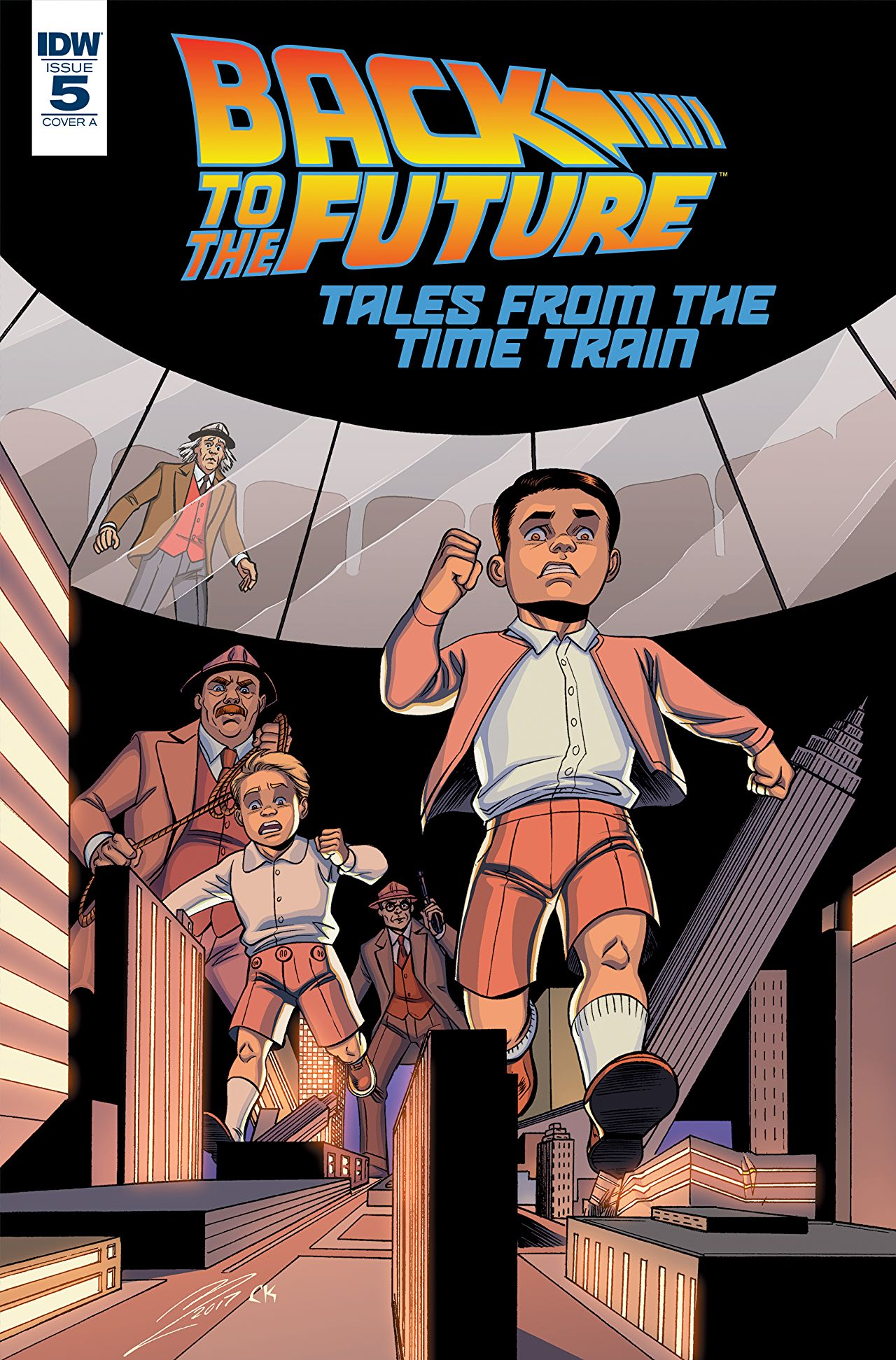 Back to the Future: Tales from the Time Train 5