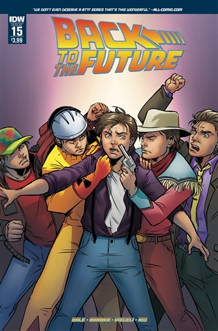 Back to the Future 15: Who Is Marty McFly? Part 3
