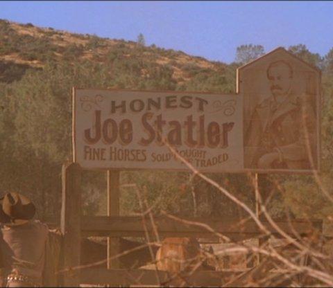 Honest Joe Statler