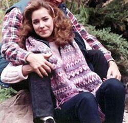 Melora Hardin with Eric Stoltz.