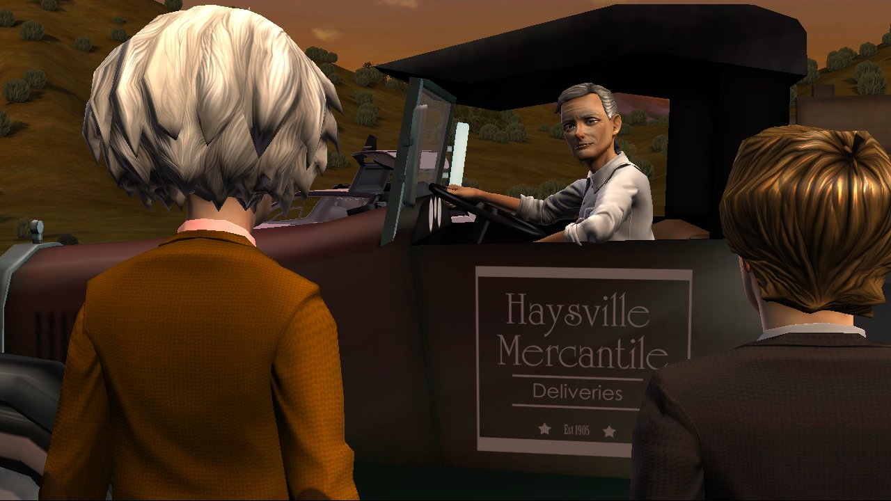 Haysville Mercantile Deliveries