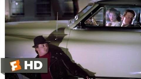 Back to the Future Part 2 (10 12) Movie CLIP - Marty Sneaks Past Himself (1989) HD