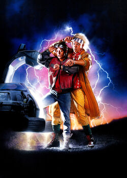 Back to the Future Part II Textless Poster.jpg