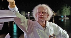 Emmett Brown posing 1985.jpg
