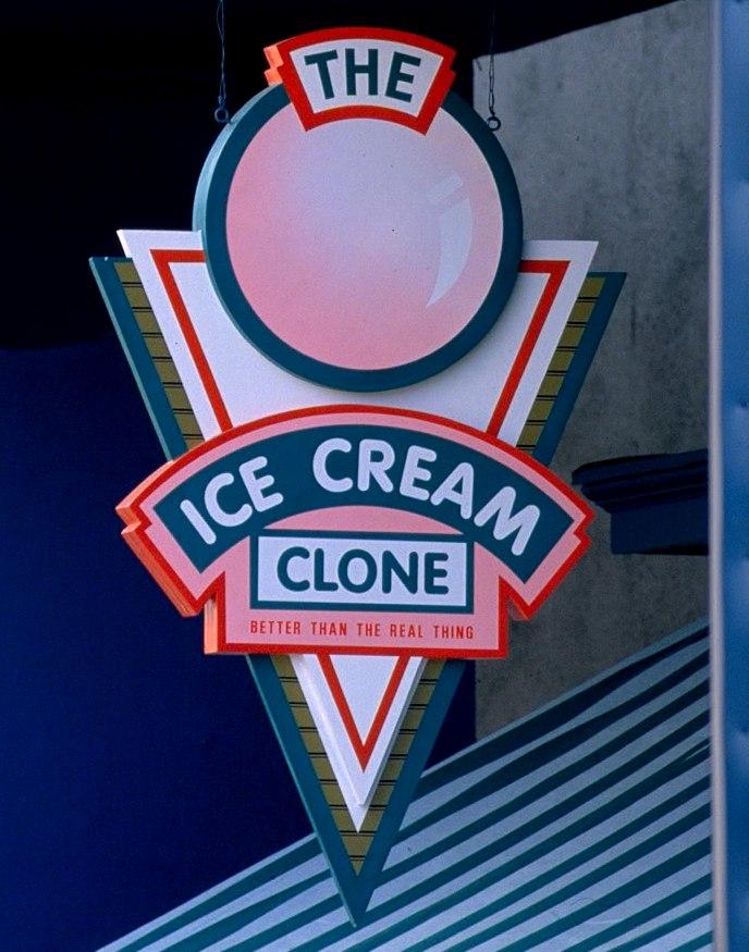 The Ice Cream Clone