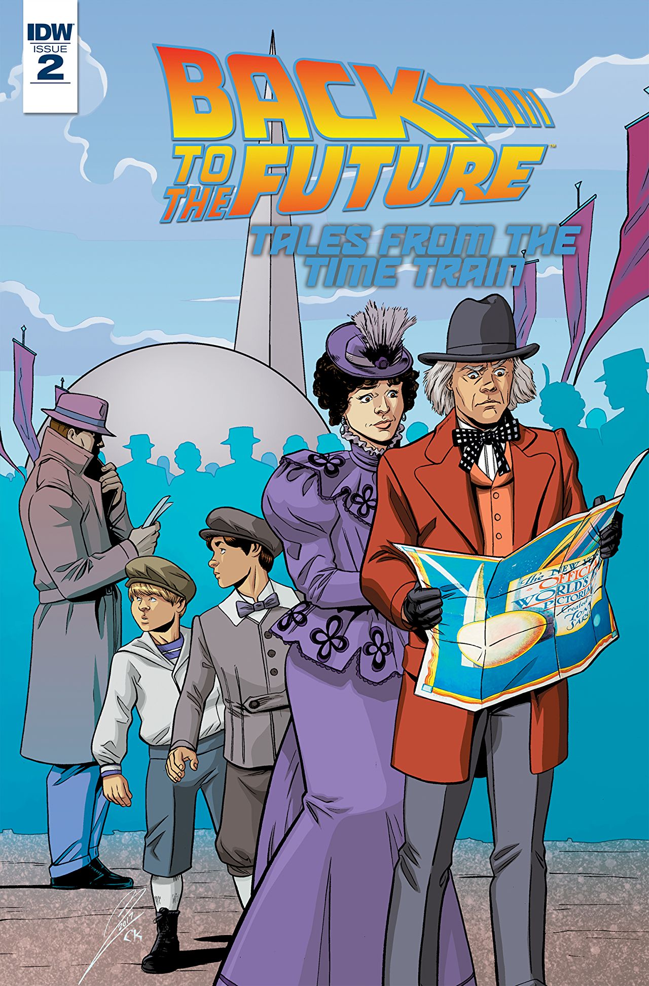 Back to the Future: Tales from the Time Train 2