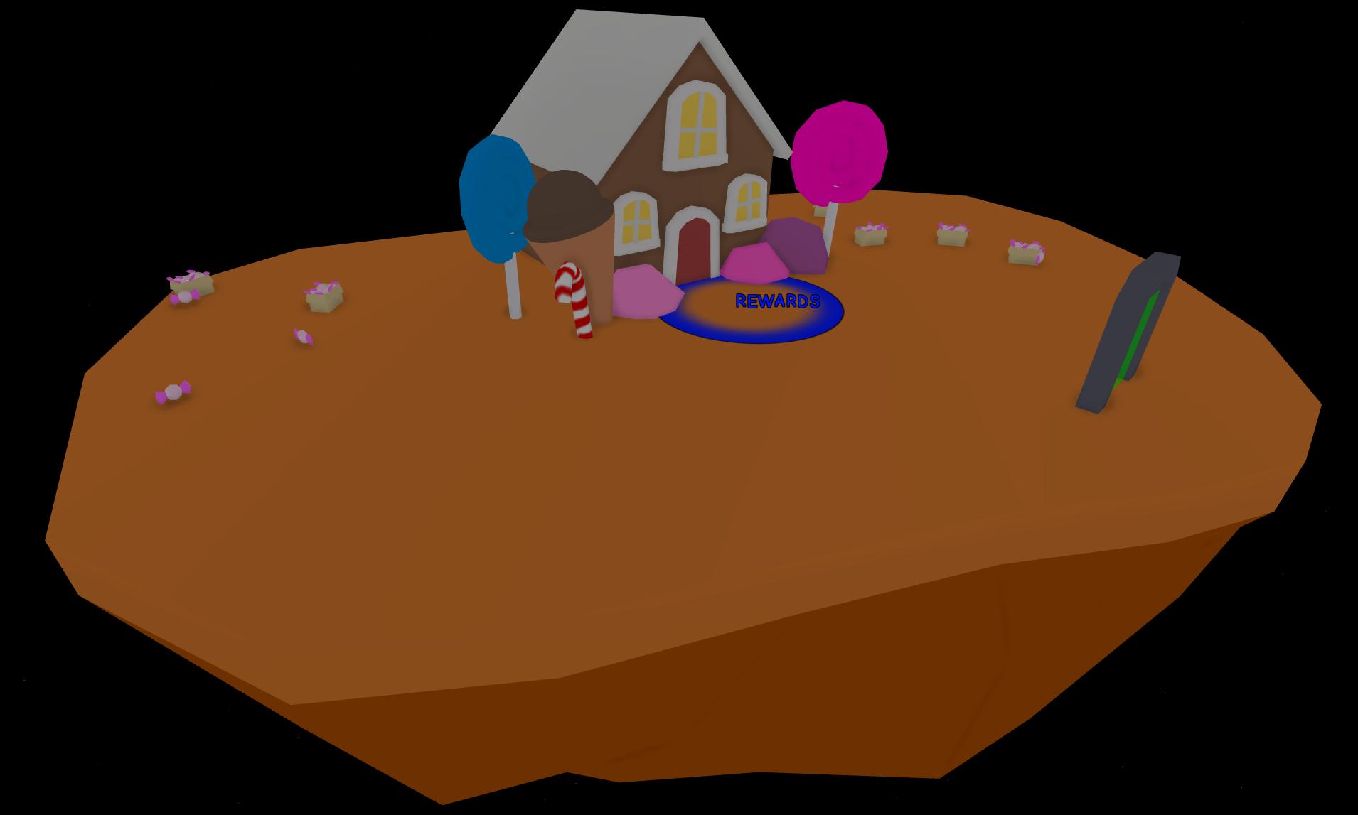 Rewards Island