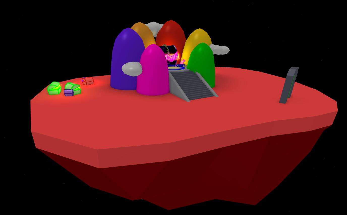 Candy Island (Candy Land)