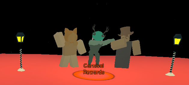 Carnival Rewards