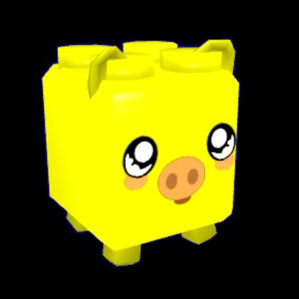Brick Piggy