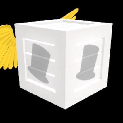 Winged Box