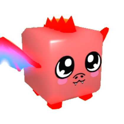 Blocky Dragon