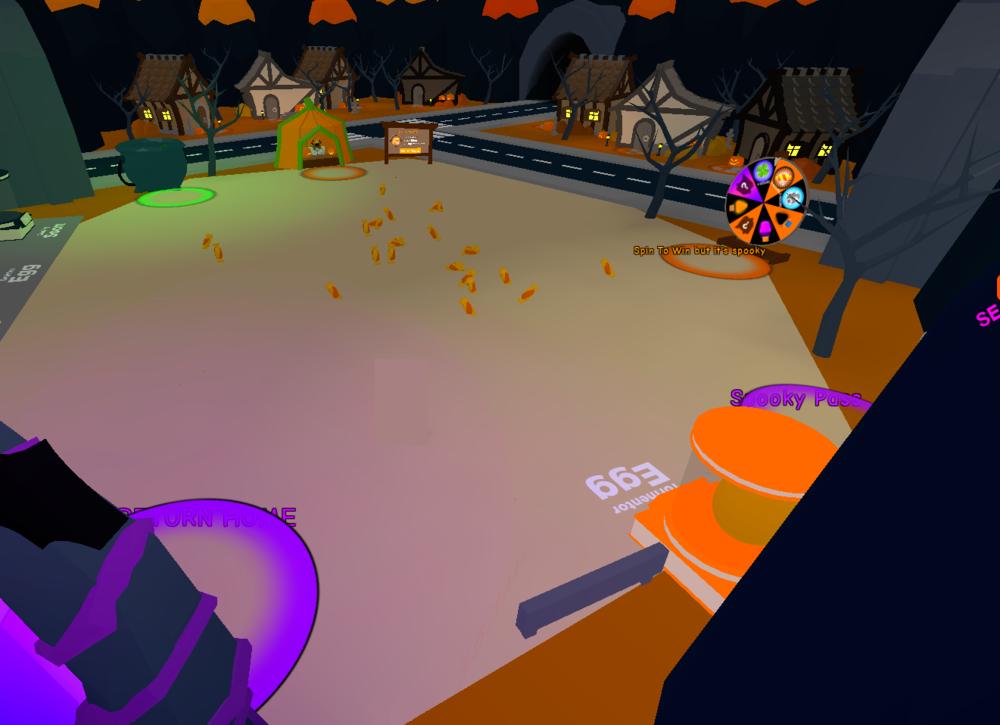 Halloween Area (2020)