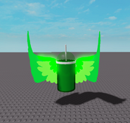 LuckyShake ( i created the name of this pet but @XOXcreeper built it)