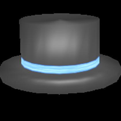 Blue Top Hat