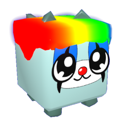 Clown Kitty
