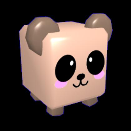 Beach Panda