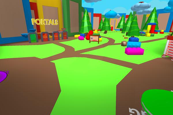 Toy Land Starter Area