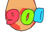 900M Egg