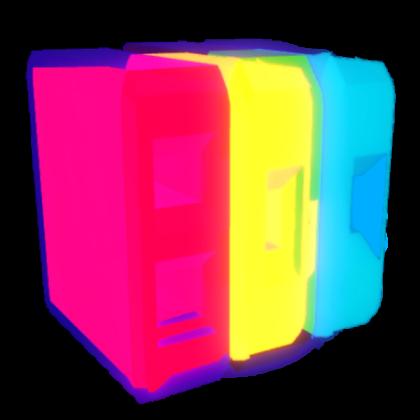 800M Cube