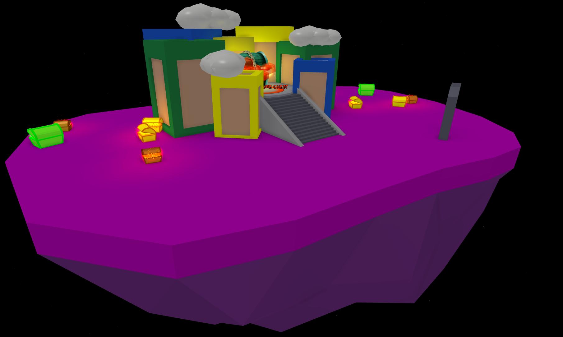 Treasure Isle