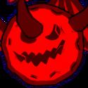 Demonic Golf Ball