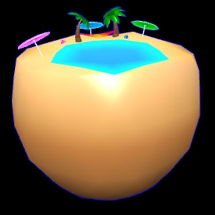 Beach Egg