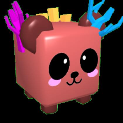 Coral Panda