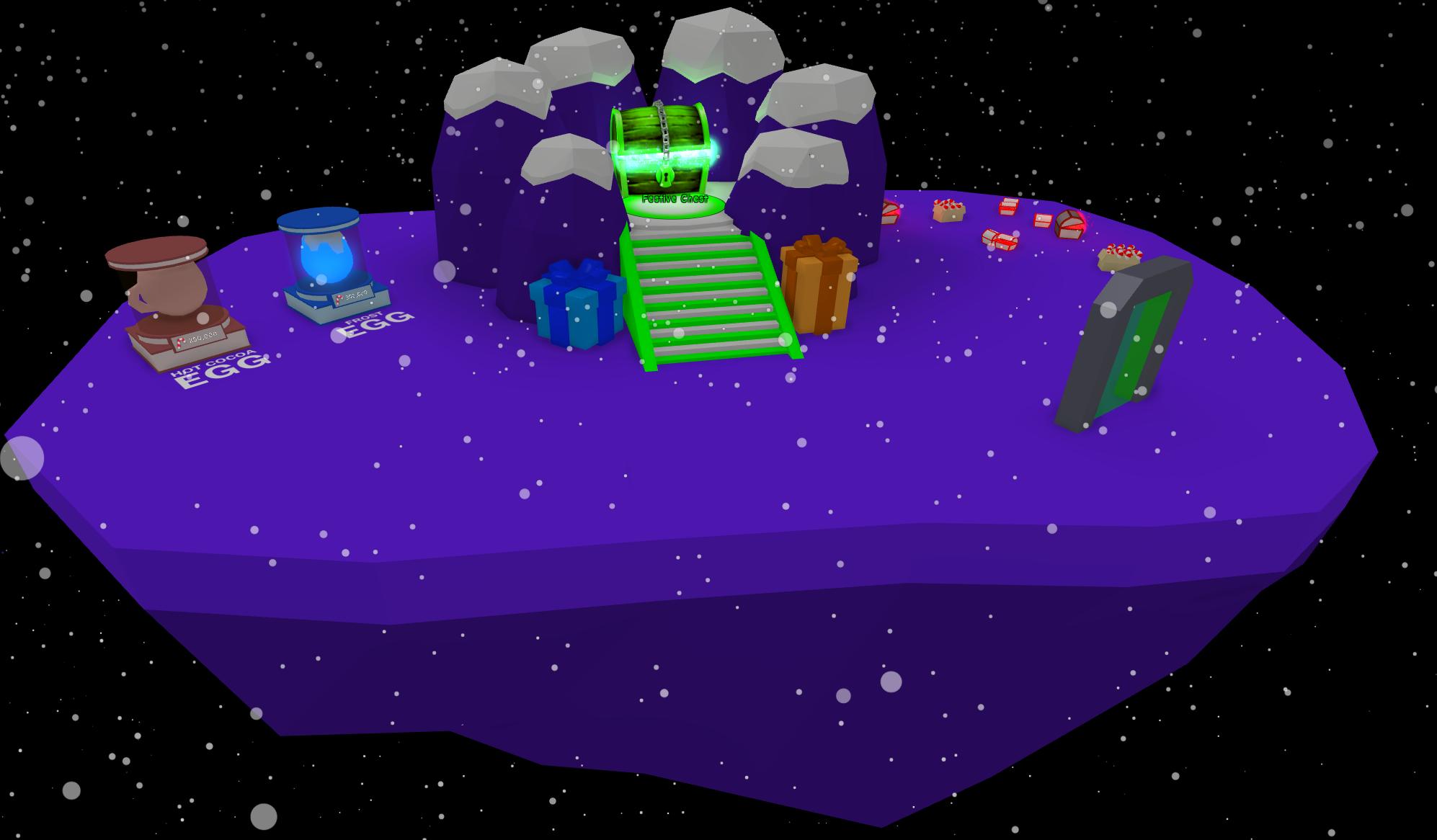 Festive Island