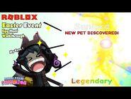 🥚 Easter Event 🥚 Hatched All Legendary Pets - Guide 2021 Easter Egg Hunt - Bubble Gum Simulator