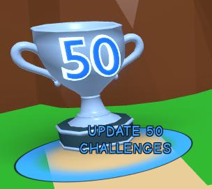 Update 50 Challenges
