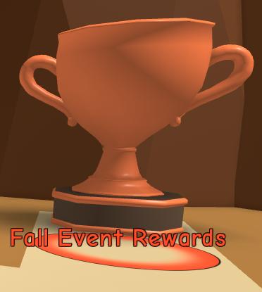 Fall Event Rewards