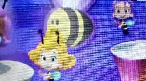 The Bees Dance