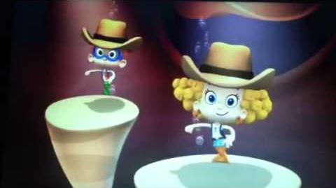 Cowboy/Cowgirl Dance