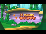 X Marks the Spot!