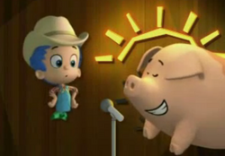 Gil and the pig.png