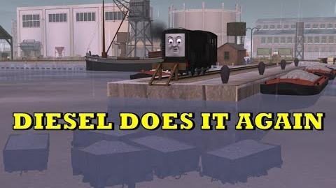 Diesel Does it Again