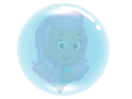 Molly in a Bubble (3)
