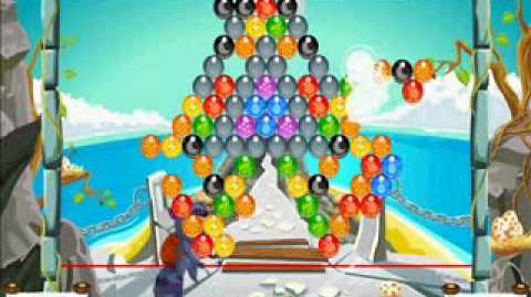 Bubble Island (Stage 9 - Level 7)