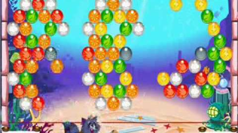 Bubble Island (Etapa 5 - Nivel 3)