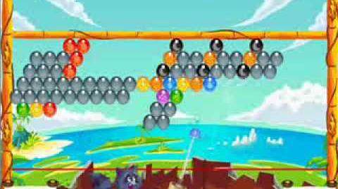Bubble Island (Stage 10 - Level 11)