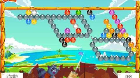 Bubble Island Stage 10 Level 9