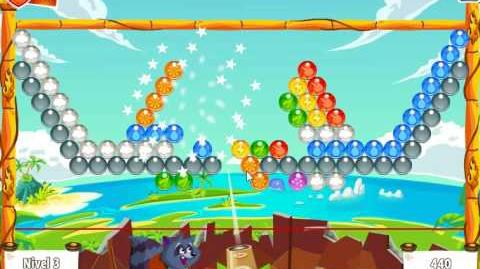 Bubble Island Stage 10 Level 3