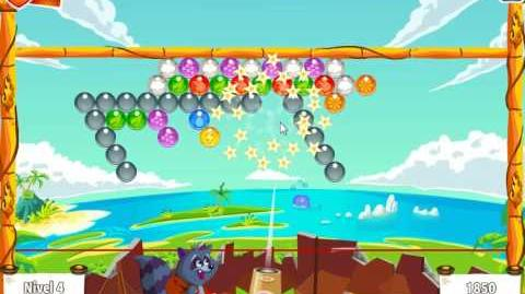 Bubble Island Etapa 10 Nivel 4