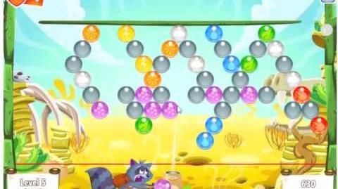 Bubble Island TV - Aşama 7 Seviye 5