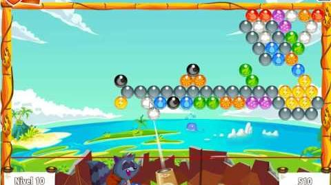 Bubble Island Etapa 10 Nivel 10