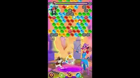 Bubble Witch 3 Saga Level 880 No Boosters