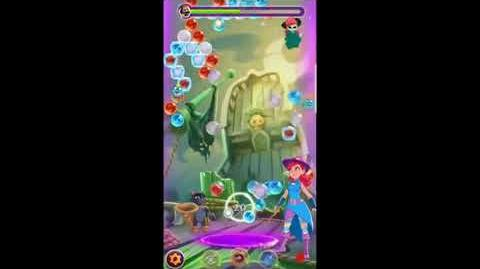 Bubble Witch 3 Saga Level 900 ~ No Boosters