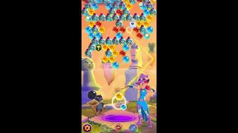Bubble Witch 3 Saga Level 873 No Boosters