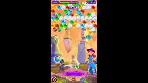 Bubble Witch 3 Saga Level 872 No Boosters